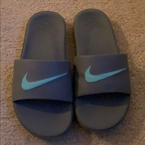 Nike Slides - worn once